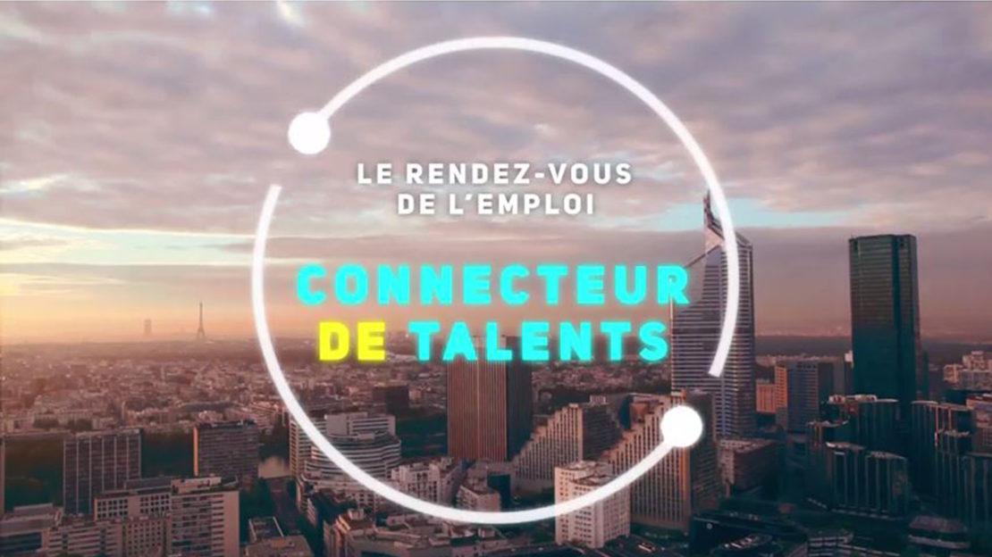 couverture vidéo connecteur de talents