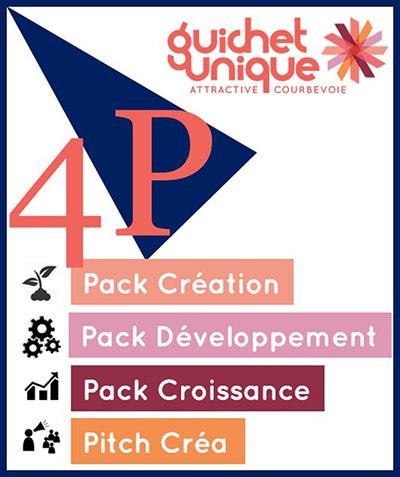 pack 4p