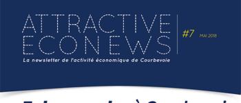 Le dernier numéro d'Attractive Econews déroule le tapis rouge à l'entrepreneuriat !