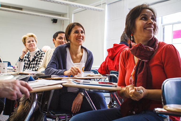 photo participantes formation professionnelle