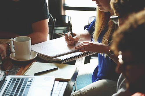 Mini Workshop « L'entrepreneuriat – Sauter le pas »