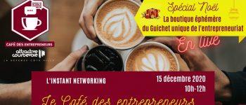 Le Café des entrepreneurs de Courbevoie Spécial Noël