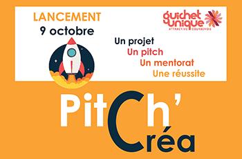 Dispositif Pitch'Créa : testez votre projet devant un mini jury d'experts !
