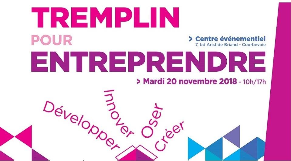 Tremplin pour Entreprendre 2018