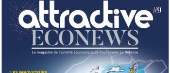 Le nouveau numéro d'Attractive Econews est paru !