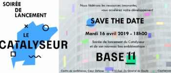 Lancement du Catalyseur de l'innovation et de l'entrepreneuriat