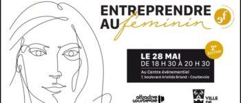 Soirée autour de l'entrepreneuriat au féminin à Courbevoie : des idées pour mieux vous lancer !