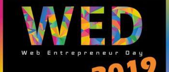 Le Web Entrepreneur Day (WED) 2019 se tient à Courbevoie !
