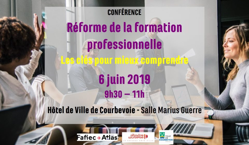 conférence-réforme-formation-professionnelle-Courbevoie