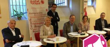 Quatre entrepreneur.e.s intègrent le dispositif Pitch'Créa à Courbevoie