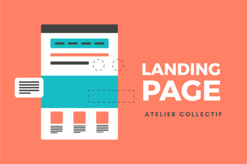 atelier collectif landing page