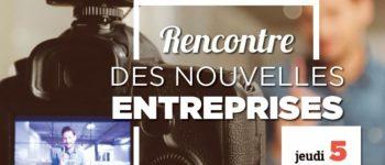 La Rencontre des nouvelles entreprises de Courbevoie 2020