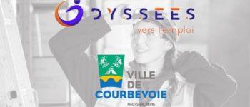 La ville de Courbevoie et Odyssées Vers l'Emploi soutiennent l'insertion professionnelle