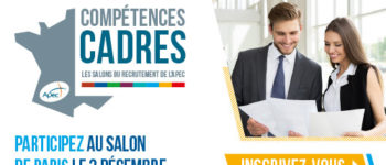 Attractive Courbevoie, partenaire du salon Compétences Cadres 2019