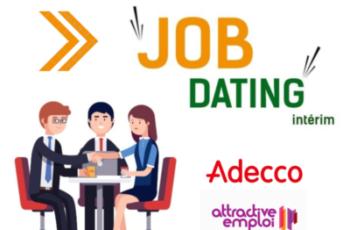 JOB DATING métiers du Tertiaire avec ADECCO