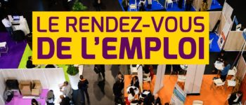 Entreprises, devenez exposant au salon « Rendez-vous de l'Emploi » le 10 mars à Courbevoie !