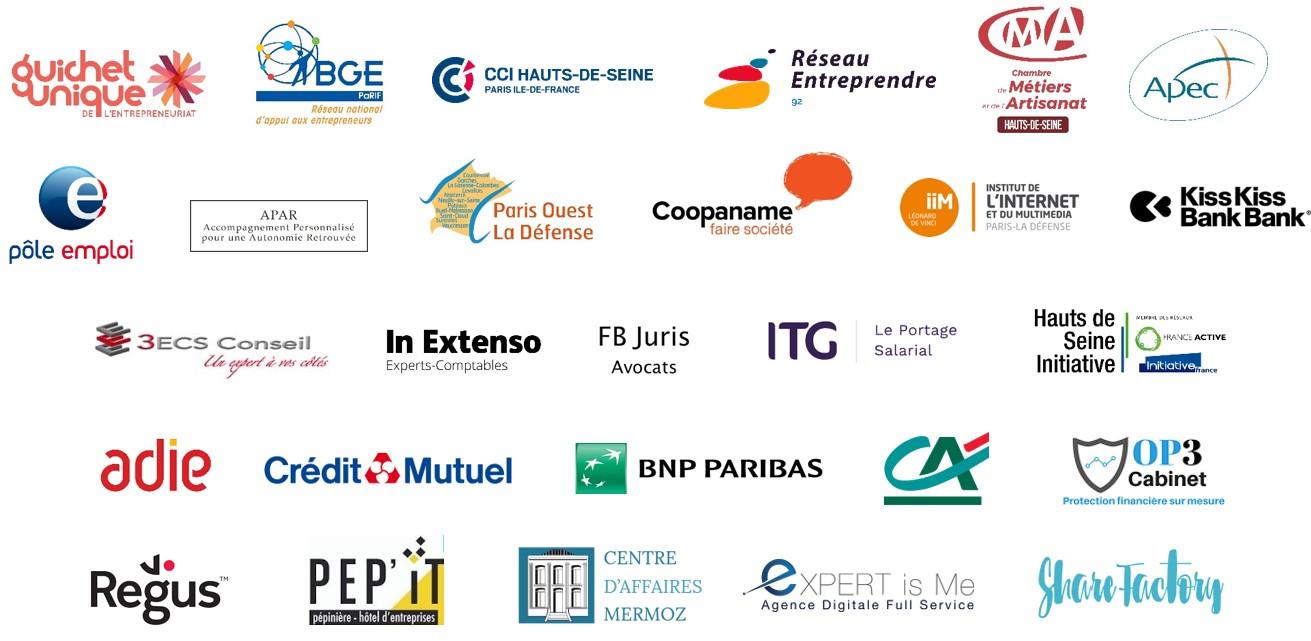 partenaires-création-entreprise-RDV-Emploi-Courbevoie