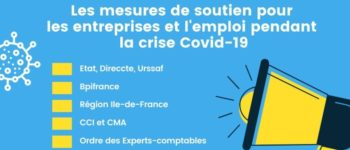 Coronavirus : les dispositifs mis en place pour soutenir les entreprises et l'emploi