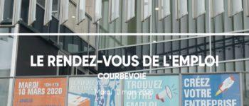 Le Rendez-vous de l'Emploi de Courbevoie 2020 en vidéo