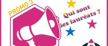 Jeunes pousses rencontrent experts :  jury de la 3ème promo de « Pitch'Créa » à Courbevoie !