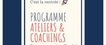 Entrepreneuriat, Emploi : Reprise des ateliers et coachings à Courbevoie