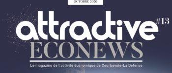 Attractive Econews : Immobilier de bureaux, les cartes redistribuées ?