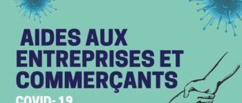 Covid-19 : les mesures de soutien aux entreprises, commerçants et artisans