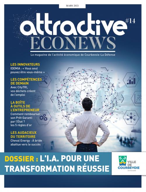 EcoNews l'IA pour une transformation réussie