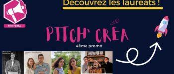 Découvrez les lauréats de la 4ème promo de Pitch'Créa à Courbevoie !