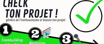 Teste ton idée ou projet de business avec « Check ton projet ! » à Courbevoie