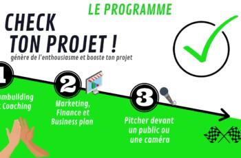 Check ton projet !