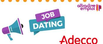 JOB DATING avec Adecco La Défense