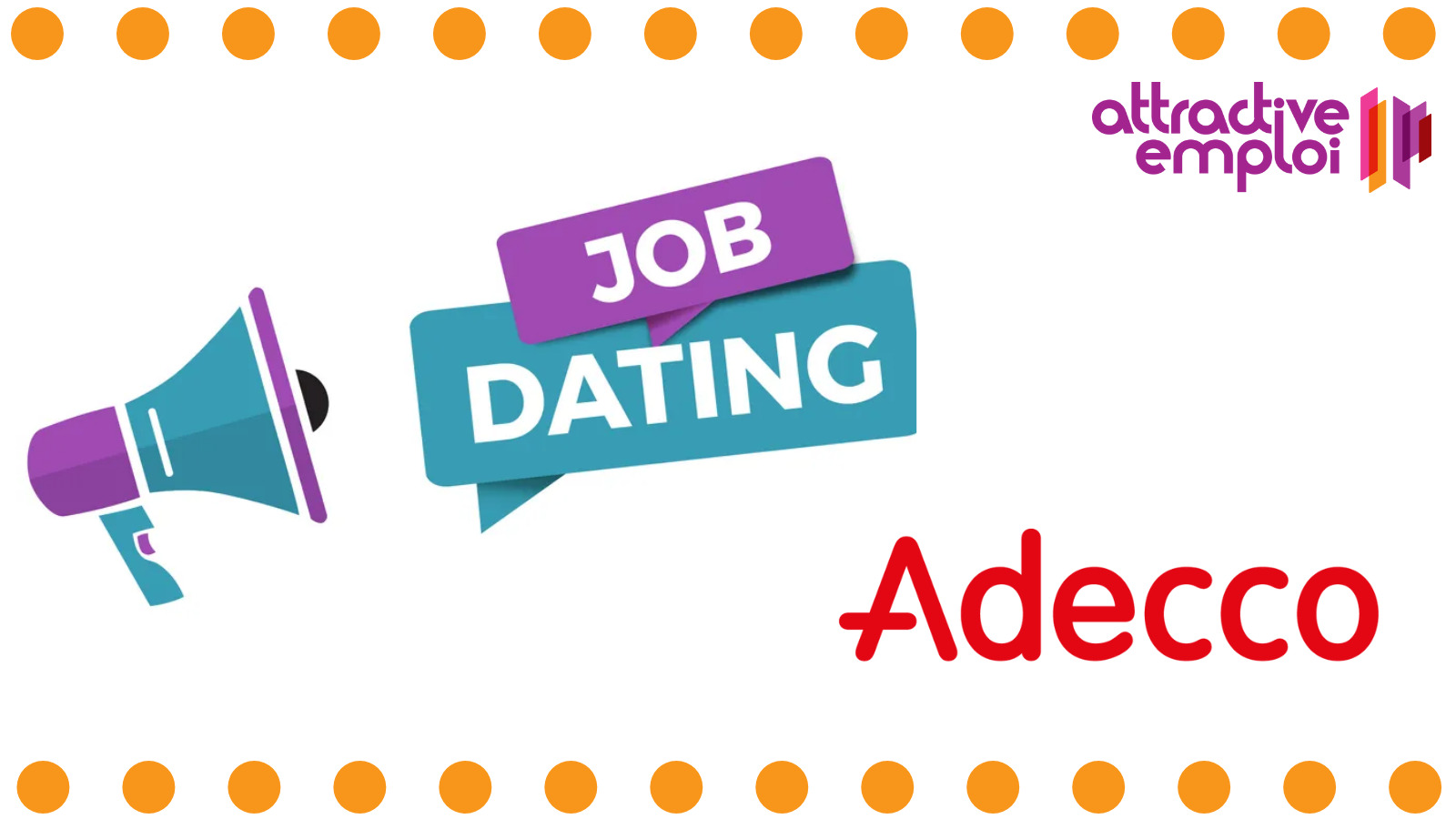 Job dating Adecco