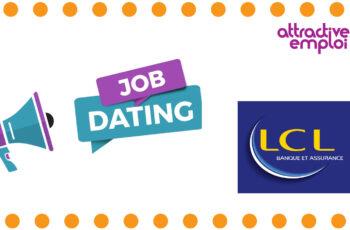JOB DATING avec LCL