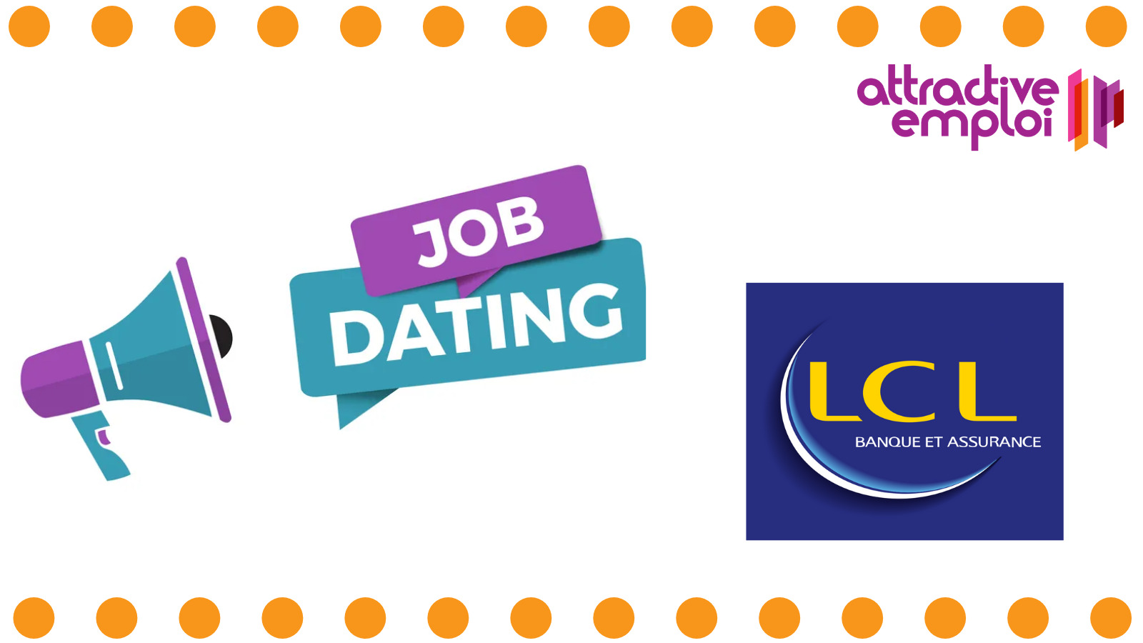 Job dating LCL