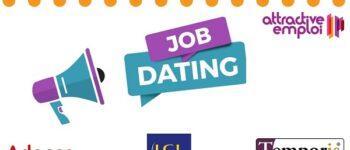 Trois job dating à Courbevoie pour trouver un emploi !